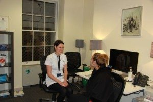 a consultation in soho travel vaccination clinic in london