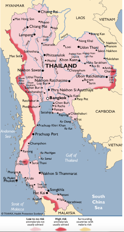 Shots For Thailand >> Travel Vaccinations For Thailand Get Jabs Injections At London